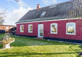 Hyggelig hus med kort vei til Aabybro og Ålborg